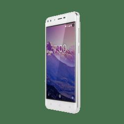 Kruger&Matz Smartfon MOVE 7 KM0451-W, Biały, dual SIM, czytnik linii