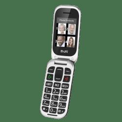 M-LIFE Telefon GSM z klapką dla seniora ML0653