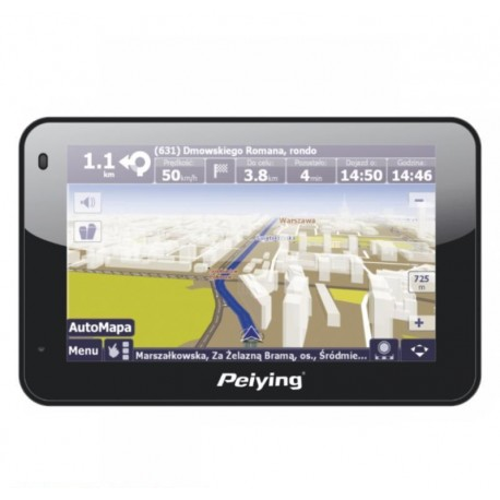 Nawigacja satelitarna Peiying PY-GPS4303 bez mapy