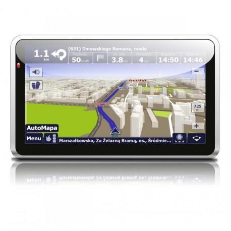 Nawigacja satelitarna Peiying PY-GPS6005 (Bt, Internet, transmiter FM) bez mapy