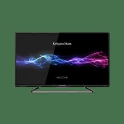 """Telewizor Kruger&Matz 32"""" HD z tunerem DVB-T2 HD, KM0232"""