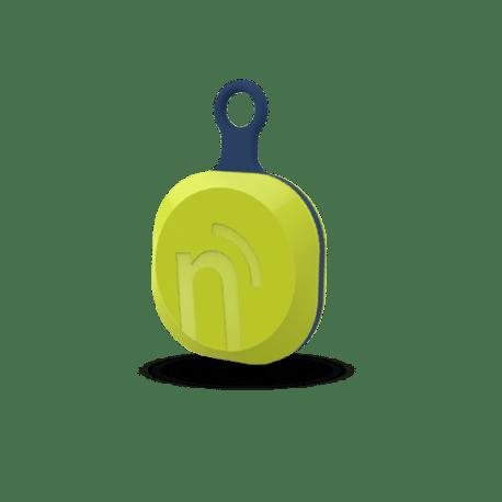notiOne brelok zielono-niebieski, uniwersalny mobilny lokalizator