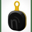notiOne brelok czarno-żółty, uniwersalny mobilny lokalizator