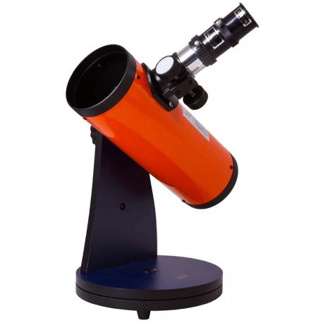Levenhuk Teleskop LabZZ D1 mały przenośny dla dzieci