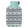 Fashy Termofor ok. 2l w kolorowym sweterku