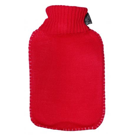 Fashy Termofor ok. 2l w różowym sweterku
