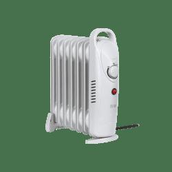 Elektryczny grzejnik olejowy TEESA 800 W (7 żeberek) TSA8029