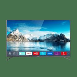 "Telewizor Kruger&Matz 55"" UHD DVB-T2/S2 4k smart TV KM0255UHD-s2"