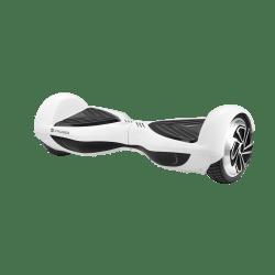 Cruiser White by Quer, jeździk elektryczny deskorolka